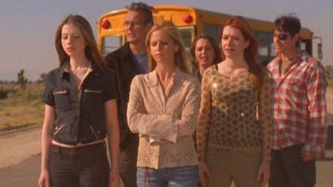 El final de Buffy