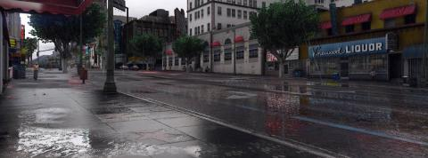 GTA V Ultra-Realistic mod 4k