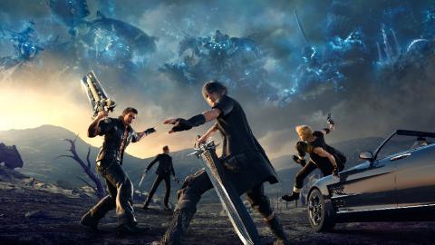 Guia Final Fantasy XV