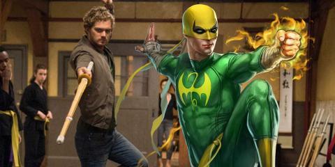 Iron Fist - Cameos, easter eggs y referencias a cómics y series