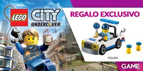 LEGO City Undercover en GAME