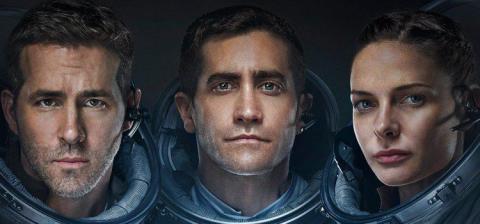Ryan Reynolds, Jake Gyllenhaal, Rebecca Ferguson