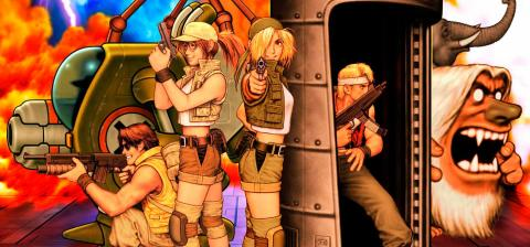 Metal Slug 3 para Switch en HobbyConsolas