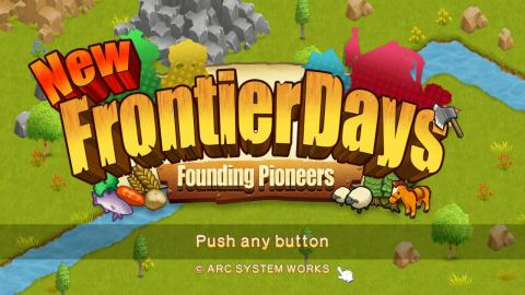 New Frontier Days Switch