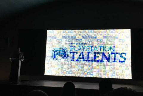 PS Talents Games Camp