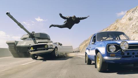 Las 10 frikadas que debes conocer de la saga Fast and Furious - Ha costado 500 millones en daños