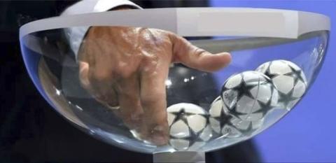 Sorteo Uefa Champions League