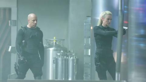 Último trailer Fast and furious 8 Dom Charlize Theron