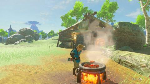 Zelda: Breath of the Wild recetas
