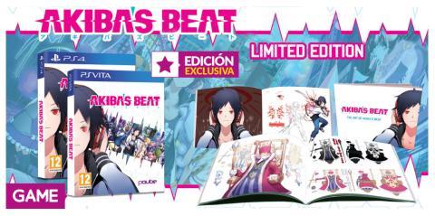 Akiba's Beat Edición Limitada GAME