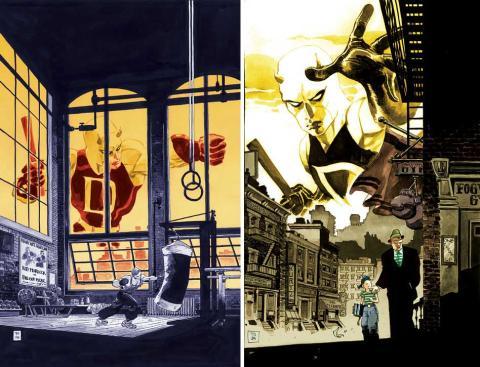 Daredevil: Amarillo, de Jeph Loeb y Tim Sale - Review