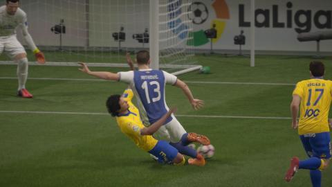 FIFA 17 atacar