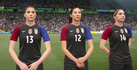 FIFA 17 - Equipos femeninos