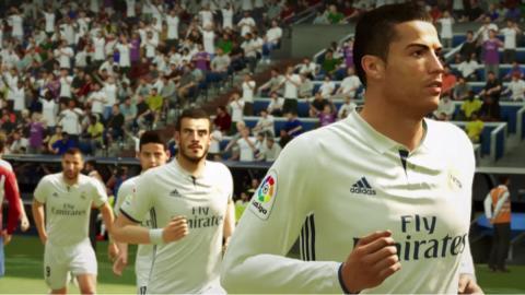 FIFA 17 Real Madrid