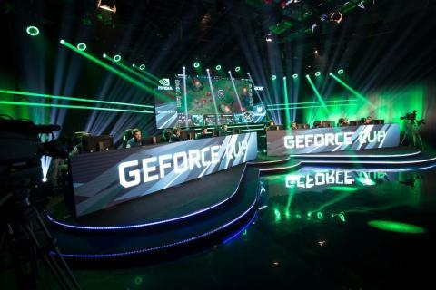 GEFORCE CUP 2017