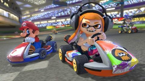 Mario Kart 8 Deluxe 7
