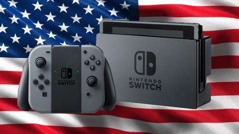 Nintendo Switch Estados Unidos