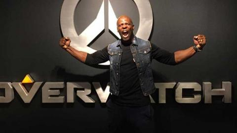 Overwatch Terry Crews