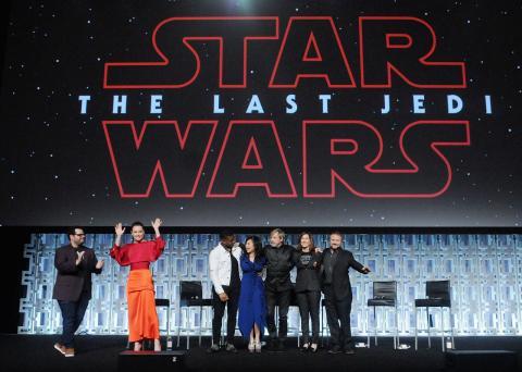 Episodio VIII, Star Wars Celebration , 2017