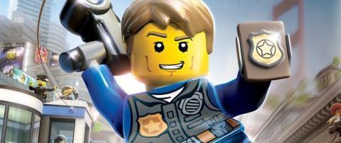 Prinipal Lego City Undercover