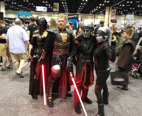 Star Wars Celebration 2017 - Los cosplays de la convención
