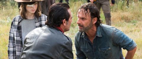 The Walking Dead final temporada 7