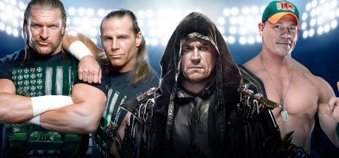 WWE - Los mejores regresos: Hardy Boyz, Undertaker, The Rock...