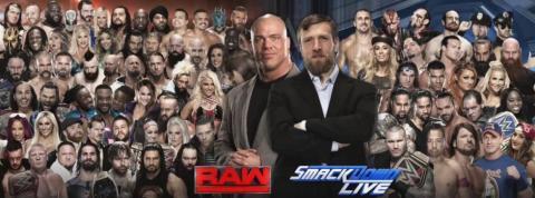 WWE Shake-Up - Superestrellas que pasan de Raw a SmackDown