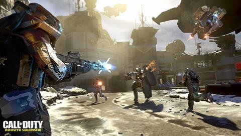 Juega gratis al multijugador de Call of Duty: Infinite Warfare