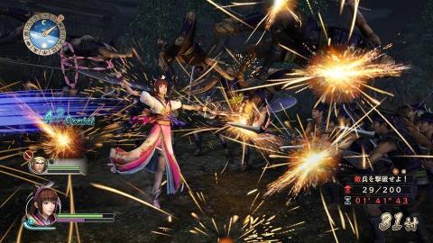 Samurai Warriors Spirit