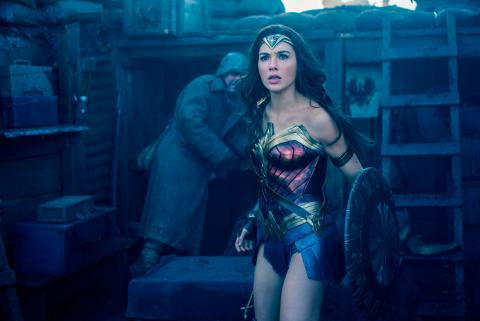 Wonder Woman en imágenes