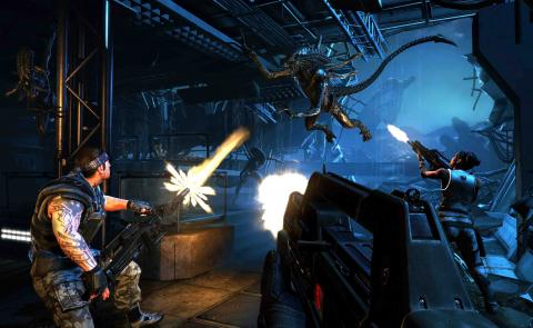ALIENS: COLONIAL MARINES (2013, PS3, XBOX 360, PC)