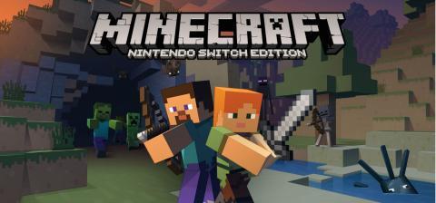 Minecraft Nintendo Switch Edition análisis