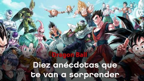 Anécdotas y curiosidades de Dragon Ball
