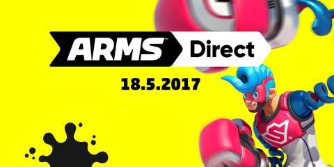ARMS para Nintendo Switch - ARMS Direct