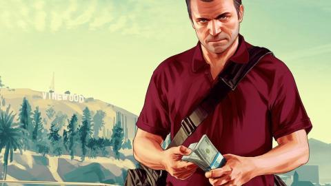 Grand Theft Auto V invertir en bolsa
