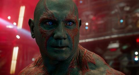 Drax, el destructor - Guardianes de la Galaxia