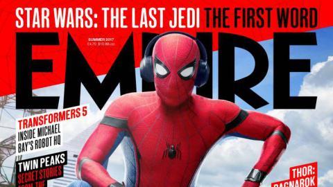 Empire Spider-Man: Homecoming