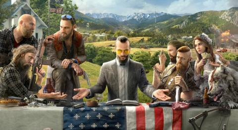 Far Cry 5 Cartel