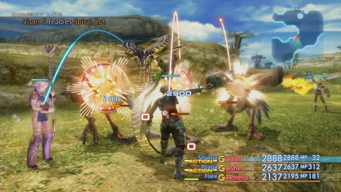 Final Fantasy XII The Zodiac Age - Gameplay e impresiones ...