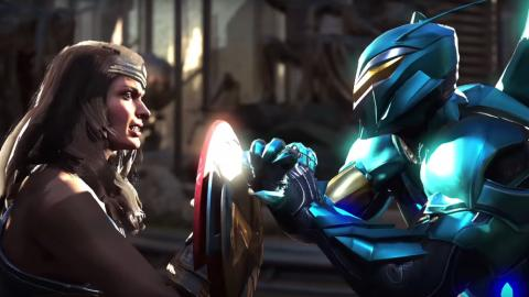 Injustice 2 subir nivel