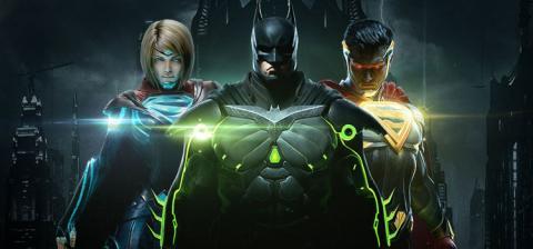 Injustice 2 - ¿Quiénes son los personajes más desconocidos?