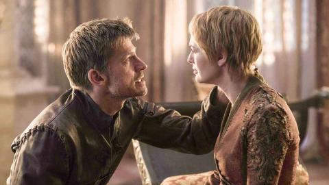 Jaime y Cersei Lannister - Juego de Tronos