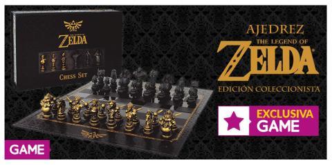 The Legend of Zelda ajedrez