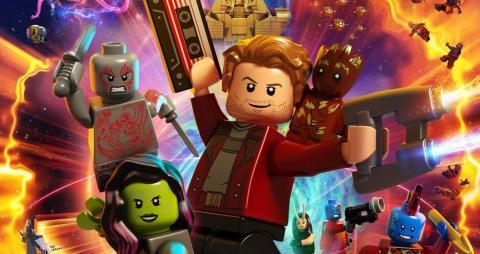 LEGO Guardianes de la Galaxia