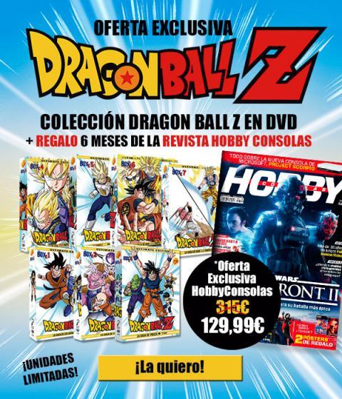 Oferta Dragon Ball Z