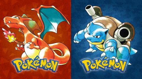 Pokémon Azul y Rojo