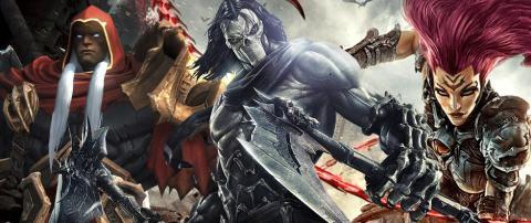 Principal saga Darksiders 2