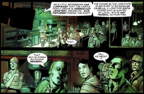 The Punisher: Arriba es abajo y negro es blanco - Review