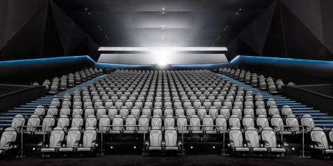 Sala Dolby Cinema Cinesa La Maquinista